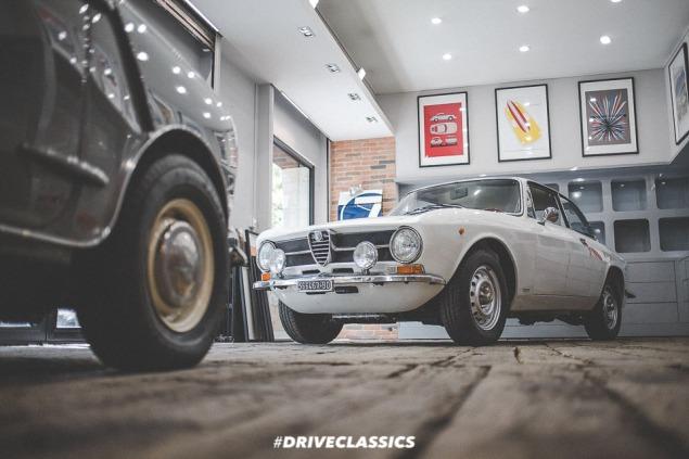 Alfa 1600 GT Junior Straderial (2 of 35)