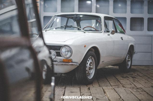 Alfa 1600 GT Junior Straderial (32 of 35)