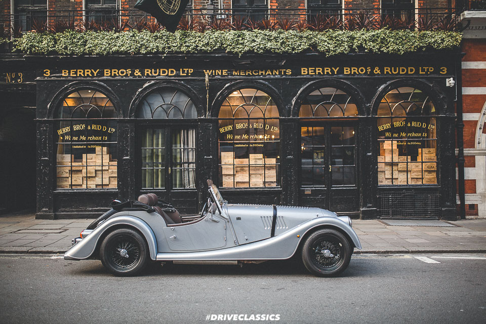 MORGAN PLUS 4 IN LONODN (17 of 56)