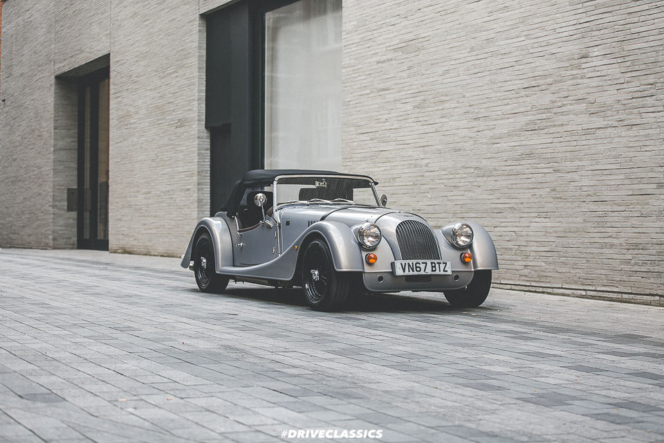 MORGAN PLUS 4 IN LONODN (36 of 56)