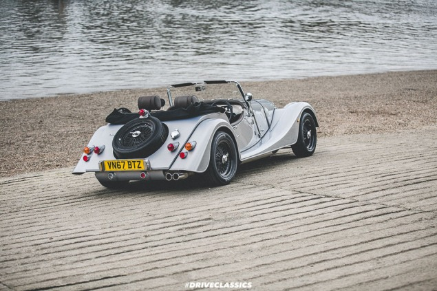 MORGAN PLUS 4 IN LONODN (42 of 56)