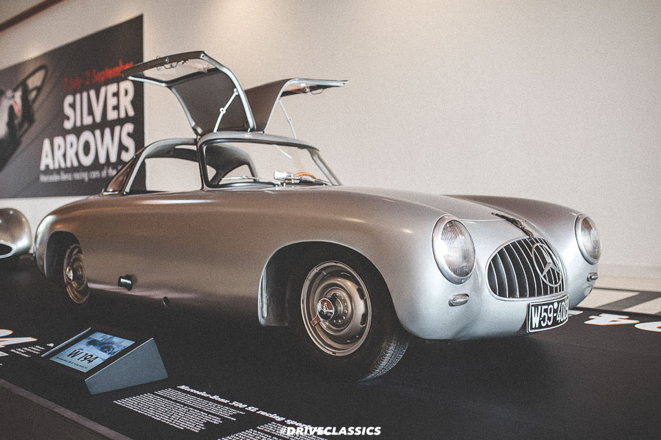 Silver Arrows Exhibition at the Louwman Museum (16 of 74)
