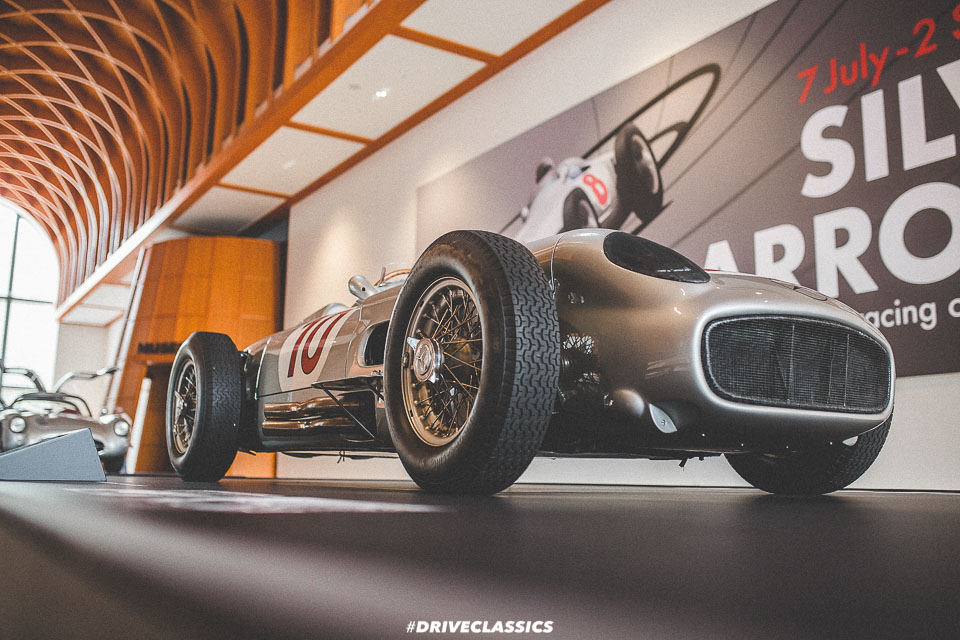 Silver Arrows Exhibition at the Louwman Museum (28 of 74)