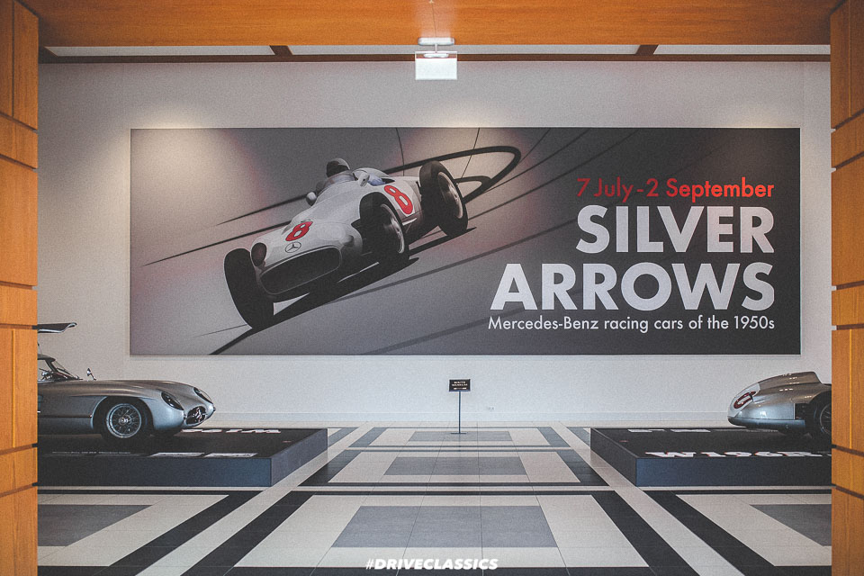 Silver Arrows Exhibition at the Louwman Museum (5 of 74)