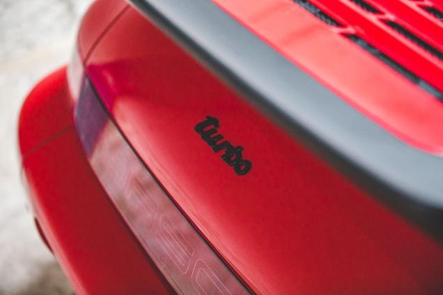 1991 Porsche 964 Turbo RHD (12 of 65)