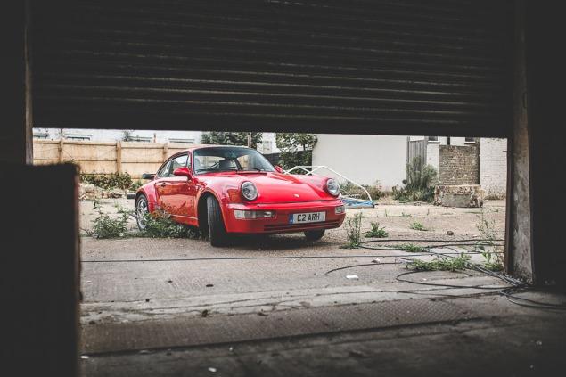 1991 Porsche 964 Turbo RHD (2 of 65)