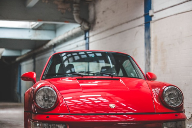 1991 Porsche 964 Turbo RHD (21 of 65)