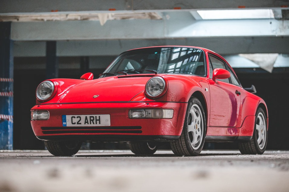 1991 Porsche 964 Turbo RHD (28 of 65)