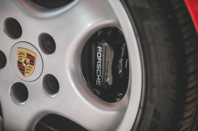 1991 Porsche 964 Turbo RHD (30 of 65)
