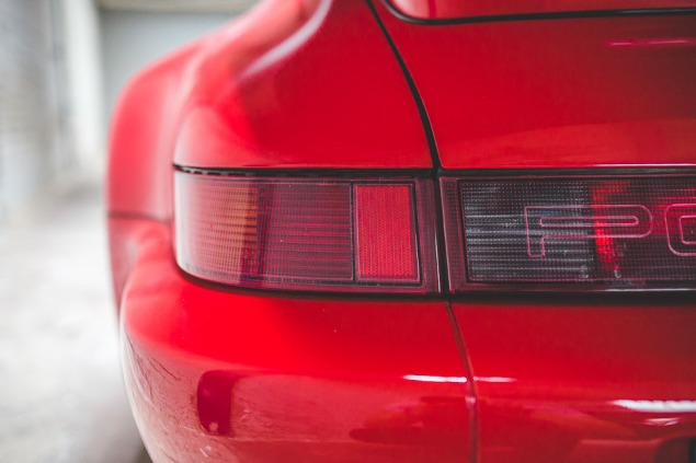 1991 Porsche 964 Turbo RHD (46 of 65)