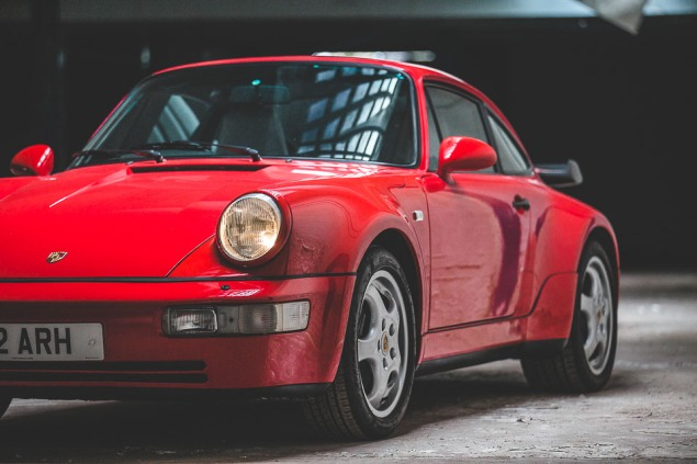 1991 Porsche 964 Turbo RHD (47 of 65)