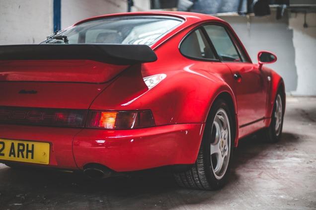 1991 Porsche 964 Turbo RHD (48 of 65)
