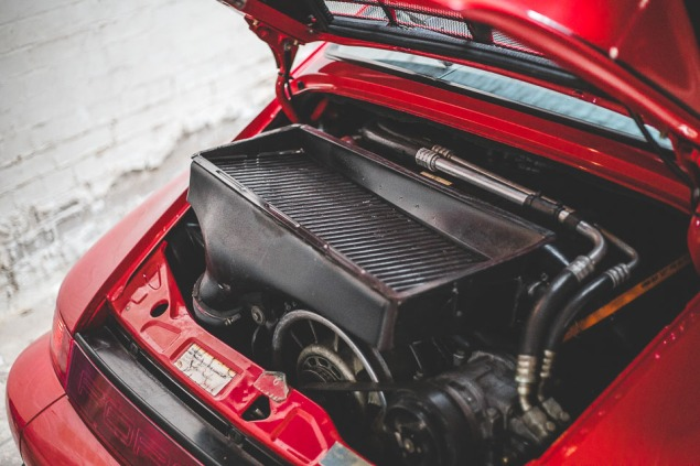 1991 Porsche 964 Turbo RHD (53 of 65)