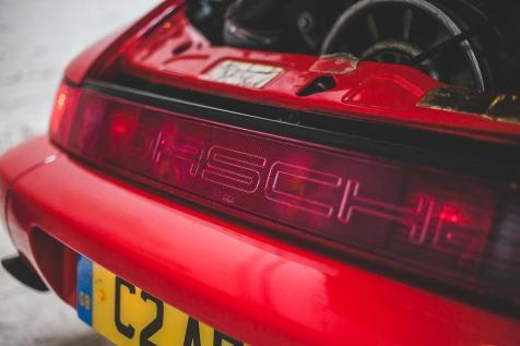 1991 Porsche 964 Turbo RHD (55 of 65)