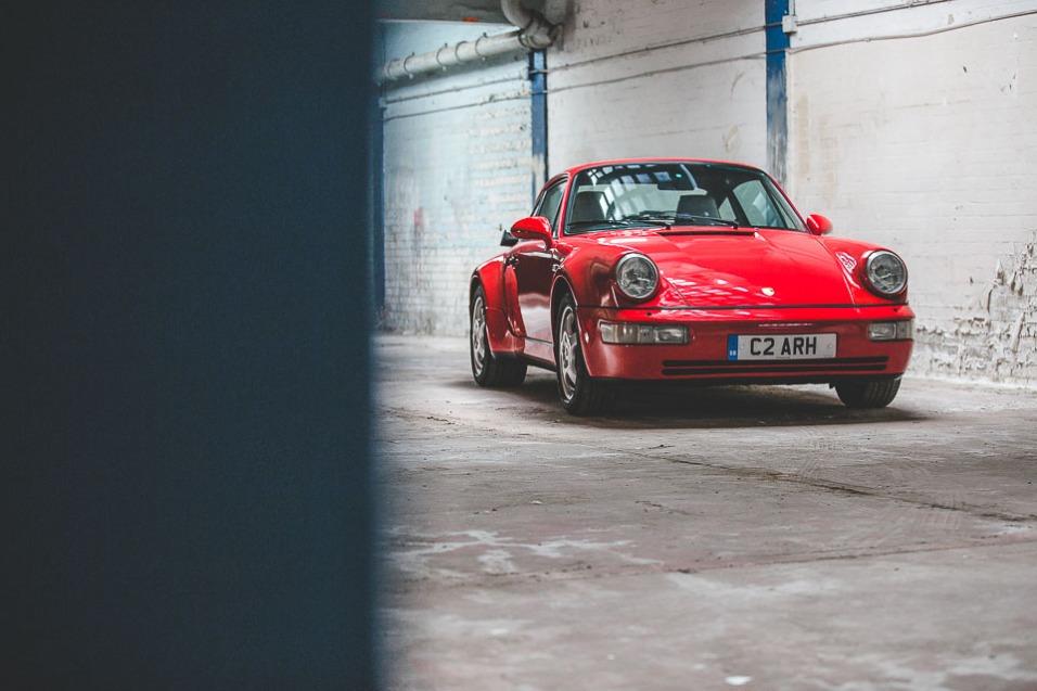 1991 Porsche 964 Turbo RHD (6 of 65)
