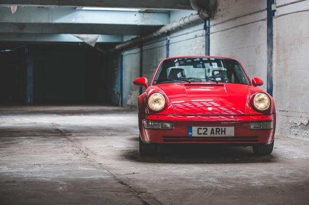 1991 Porsche 964 Turbo RHD (61 of 65)