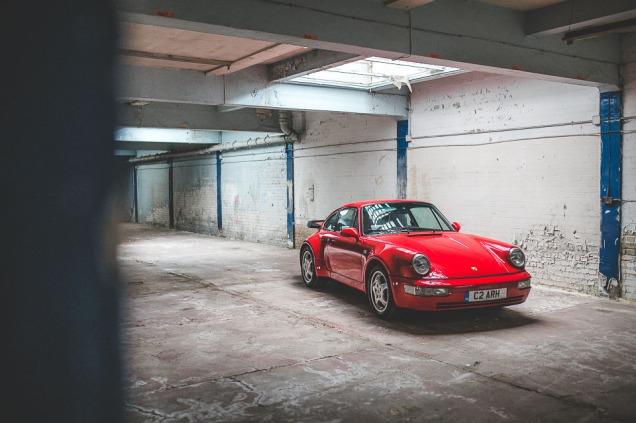 1991 Porsche 964 Turbo RHD (62 of 65)