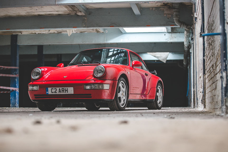 1991 Porsche 964 Turbo RHD (65 of 65)