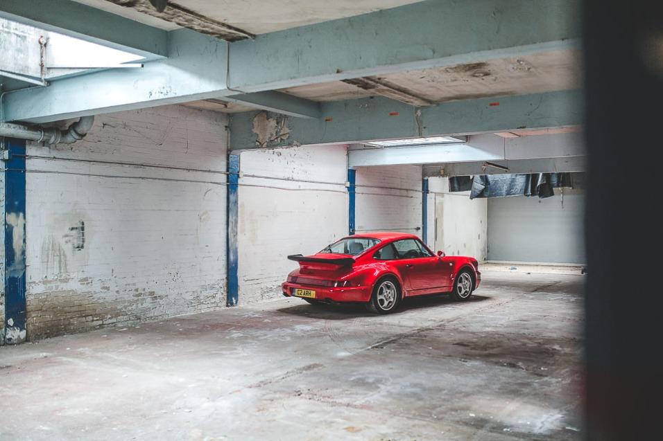 1991 Porsche 964 Turbo RHD (8 of 65)