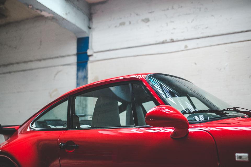 1991 Porsche 964 Turbo RHD (9 of 65)