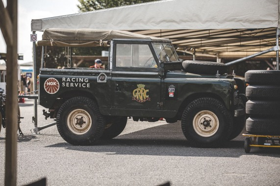 GOODWOOD REVIVAL 2018 (90 of 254)