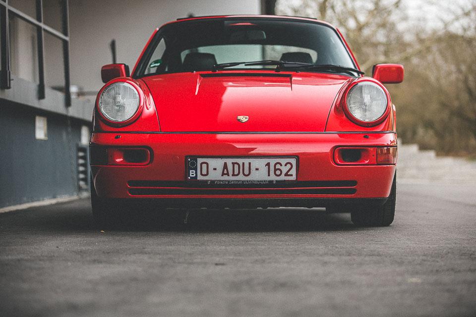 Porsche 964 C4 For Sale-1