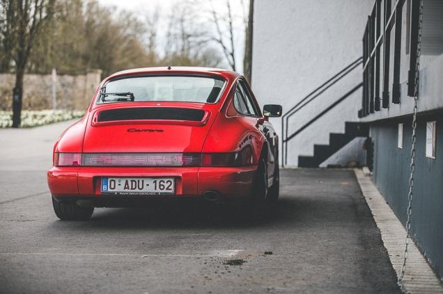 Porsche 964 C4 For Sale-10