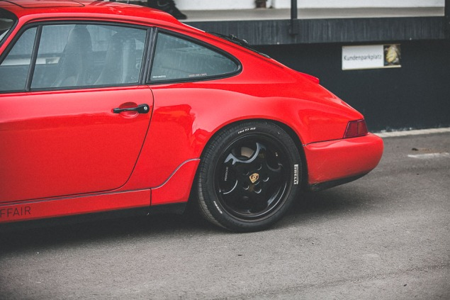 Porsche 964 C4 For Sale-12