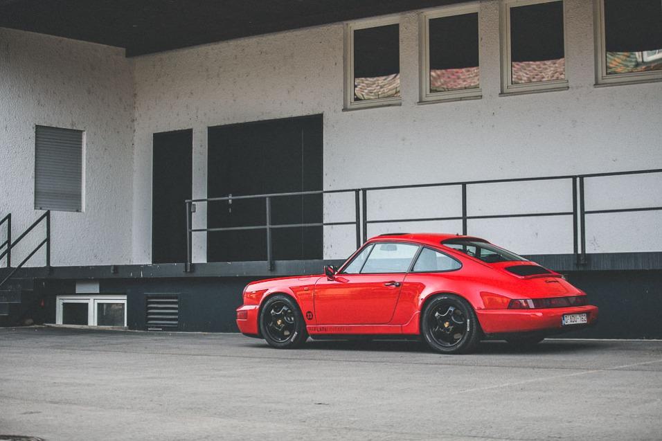 Porsche 964 C4 For Sale-15
