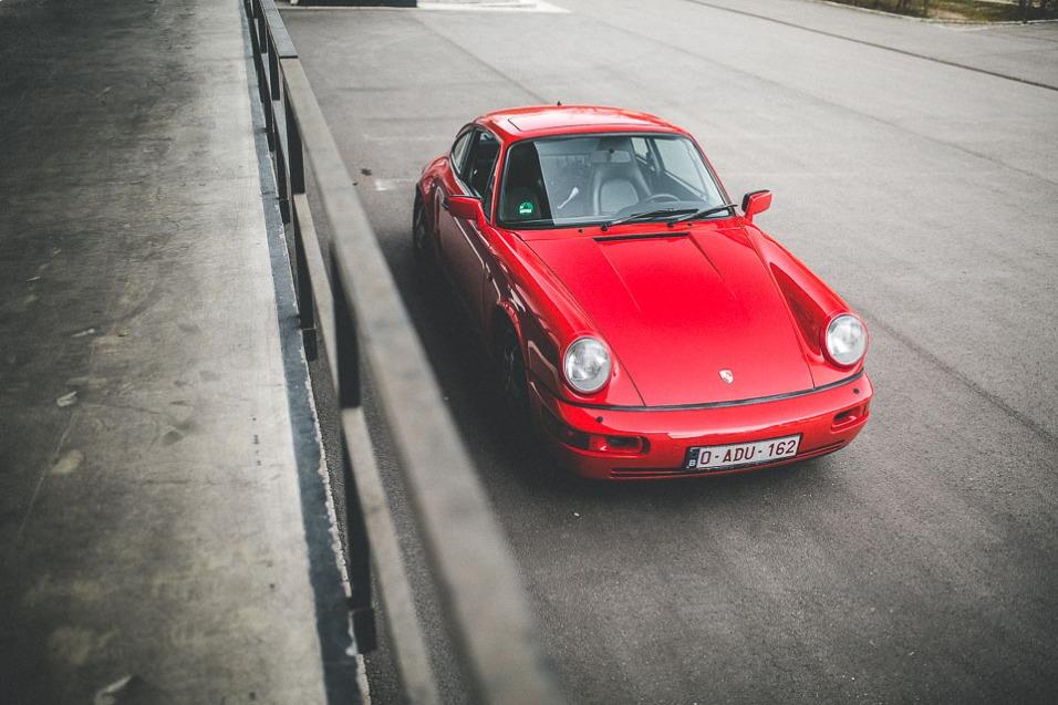 Porsche 964 C4 For Sale-16