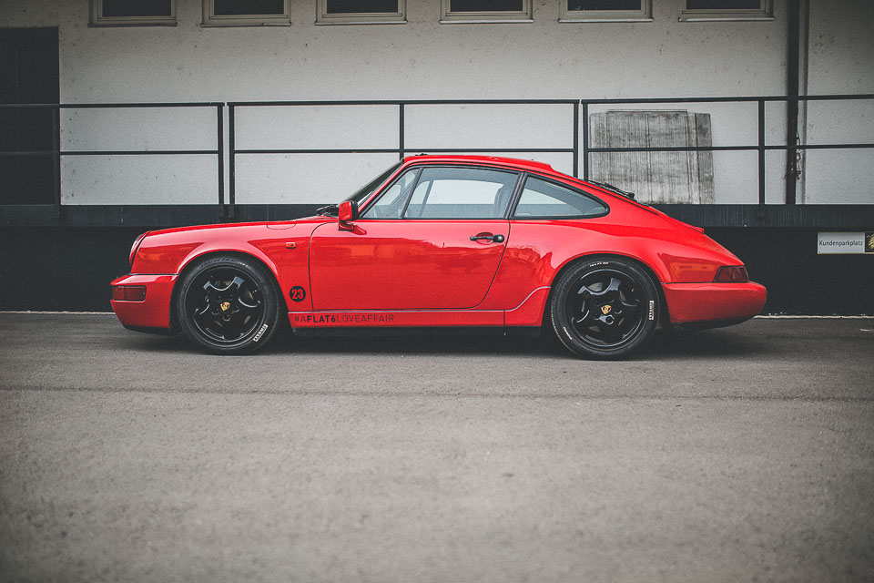Porsche 964 C4 For Sale-2