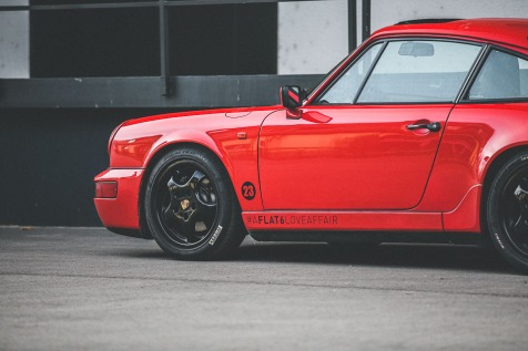 Porsche 964 C4 For Sale-21