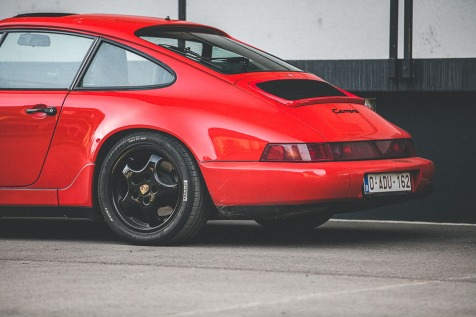 Porsche 964 C4 For Sale-23