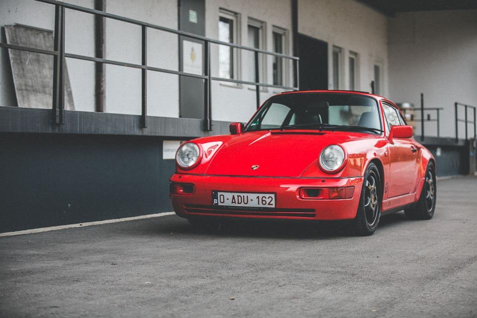 Porsche 964 C4 For Sale-3