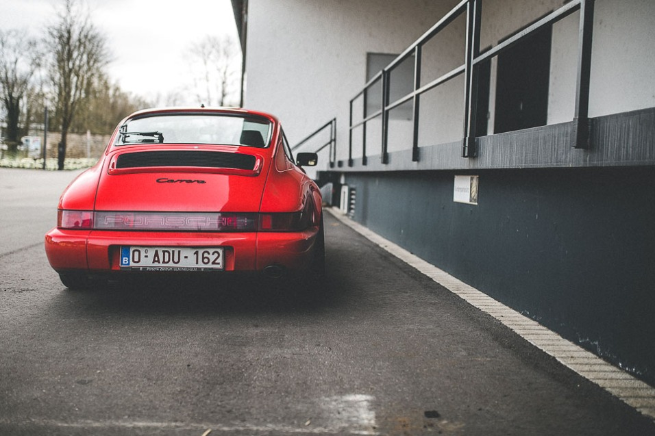 Porsche 964 C4 For Sale-4