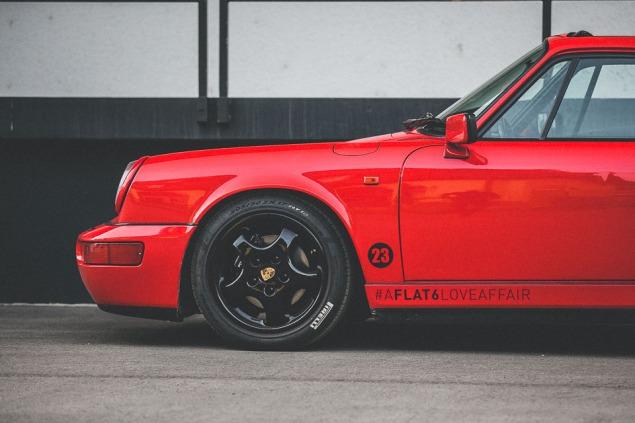 Porsche 964 C4 For Sale-5
