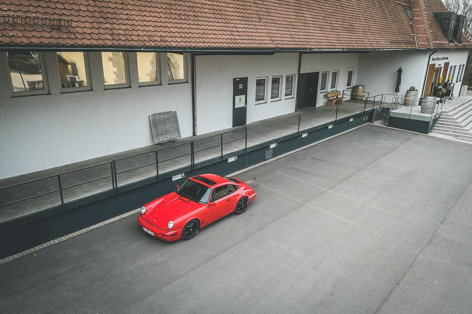 Porsche 964 C4 For Sale-7