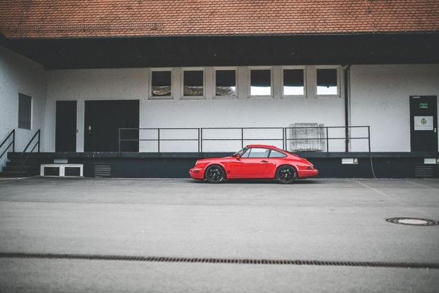 Porsche 964 C4 For Sale-8