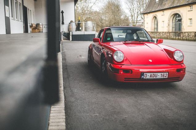 Porsche 964 C4 For Sale-9