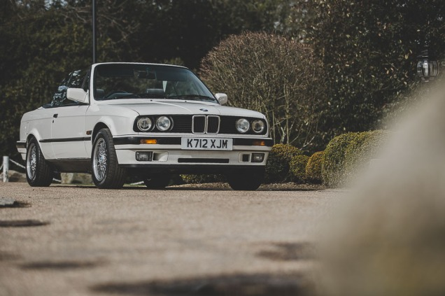 BMW 320i Convertible e30 for sale (10 of 69)