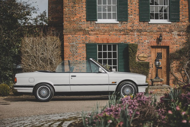 BMW 320i Convertible e30 for sale (11 of 69)