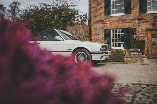 BMW 320i Convertible e30 for sale (14 of 69)