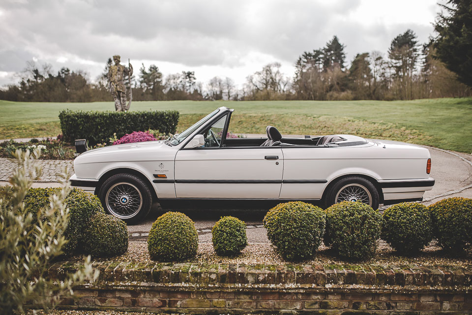 BMW 320i Convertible e30 for sale (18 of 69)