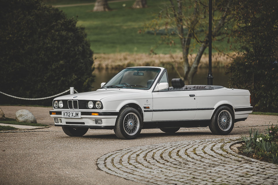 BMW 320i Convertible e30 for sale (3 of 69)