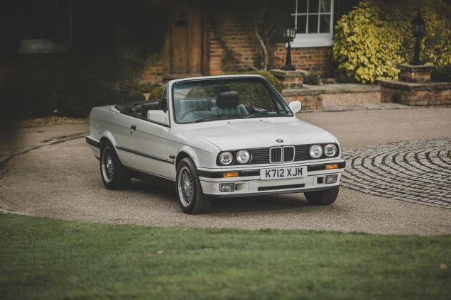 BMW 320i Convertible e30 for sale (4 of 69)