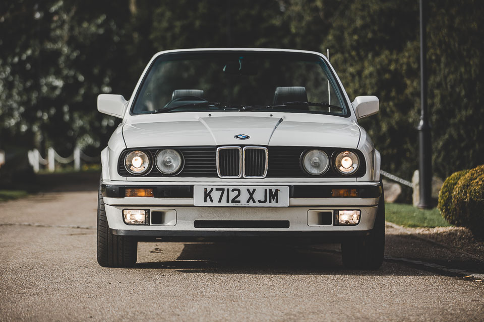 BMW 320i Convertible e30 for sale (41 of 69)