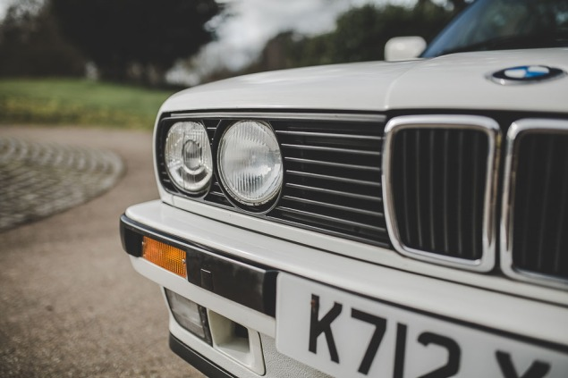 BMW 320i Convertible e30 for sale (43 of 69)