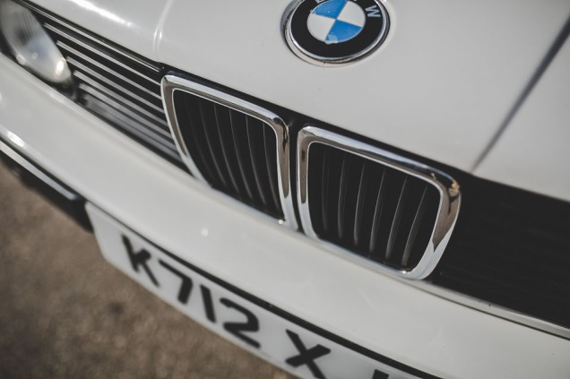 BMW 320i Convertible e30 for sale (52 of 69)