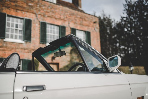BMW 320i Convertible e30 for sale (56 of 69)