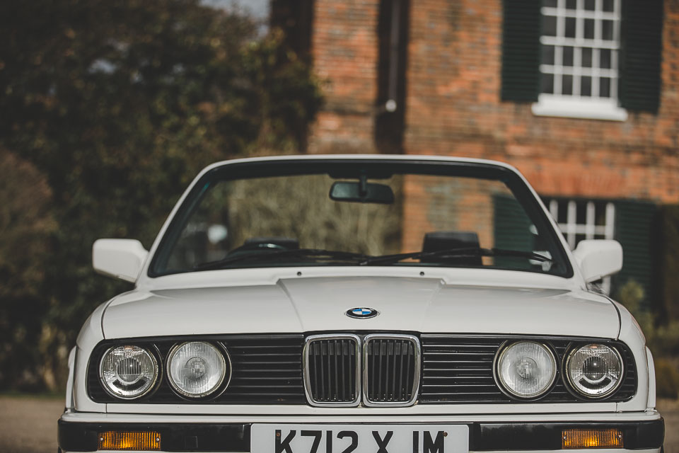 BMW 320i Convertible e30 for sale (6 of 69)